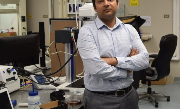 UIC Professor Sushant Anand receives NSF CAREER Award