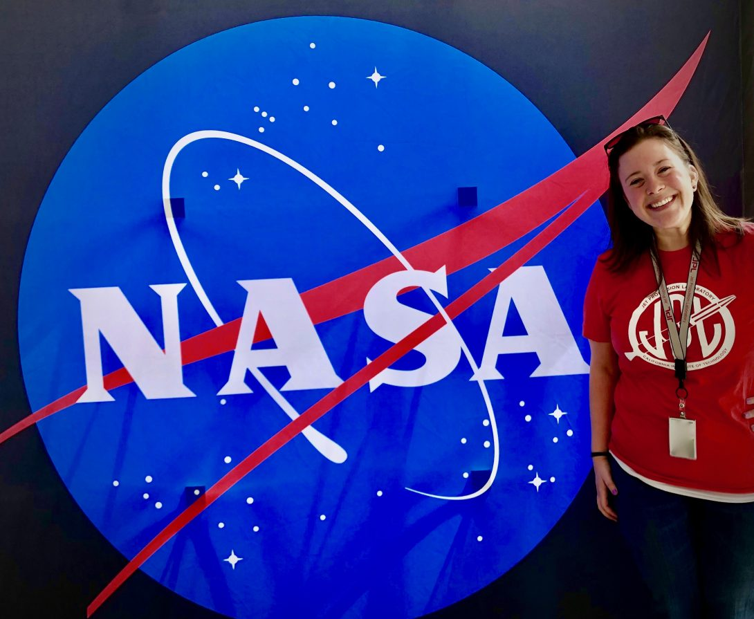 UIC Alumna working on Europa Clipper program at NASA Jet Propulsion Lab