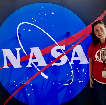 MIE alumna working on Europa Clipper program at NASA Jet Propulsion Lab