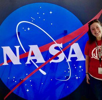 MIE alumna working on Europa Clipper program at NASA Jet Propulsion Lab
