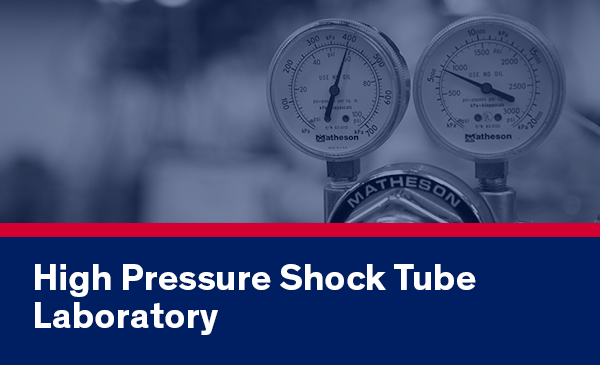 pressure shock tube lab logo