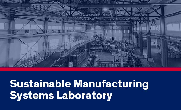 sustainable manufacturing lab logo