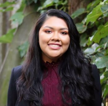 Daisy Cueto received the SHPE Technical Achievement and Recognition (STAR) award