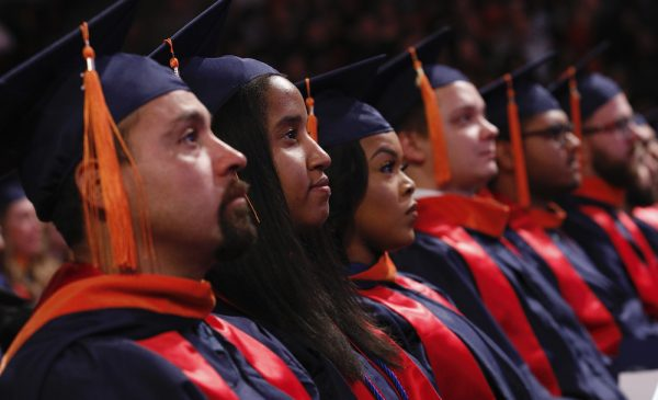 UIC graduates at engineering diploma ceremony