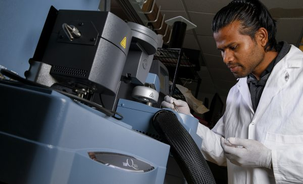 UIC PhD candidate Golam Rasul in mechanical and industrial engineering
