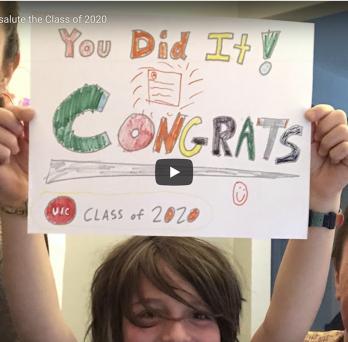 MIE congratulations to the 2020 graduates
