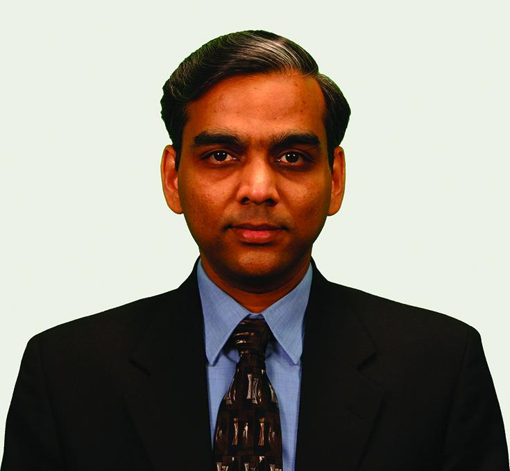 UIC Professor Laxman Saggere