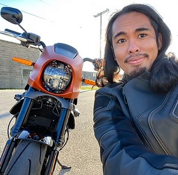Michael Pak, a UIC mechanical and industrial engineering alumnus, finds dream job at Harley-Davidson in Milwaukee