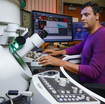 Reza Shahbazian-Yasser, UIC professor of mechanical and industrial engineering