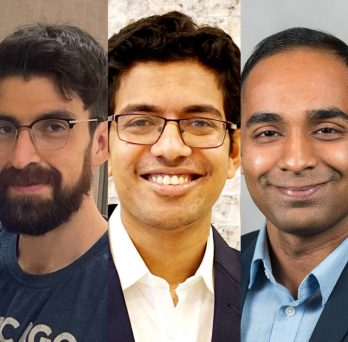 Three UIC PhD candidates win awards for research